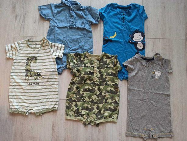 Ubranka dla chłopca 80 - 86