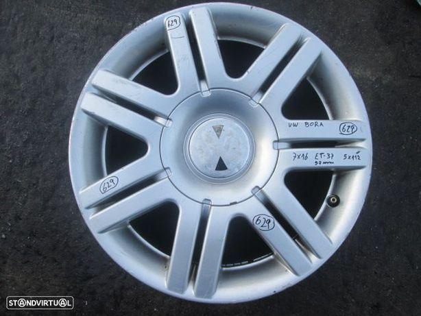Jogo de Jantes JGJANT629 VW / BORA / ET37 / 7X16 / 5X112 / 57MM /