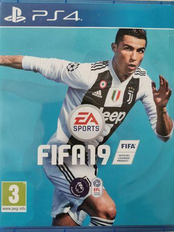 Gra PS4 - FIFA 19