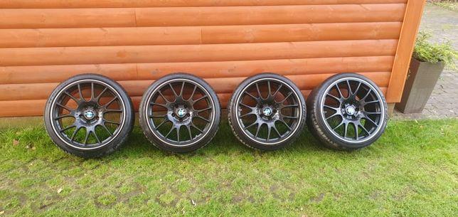 Felgi bbs chr 5x120 19 8,5j i 9,5j BMW e90,e92,e46,e60 opony 235/35/19