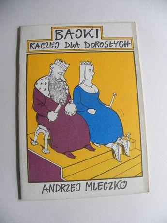 Andrzej Mleczko - rysunki