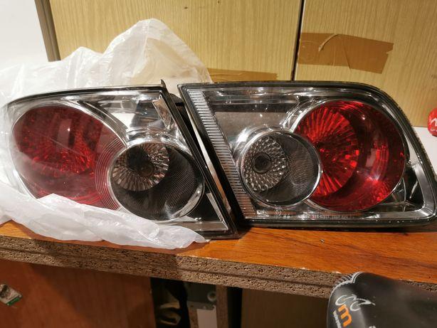 Mazda 6gg sedan heczbek lampy tył komplet