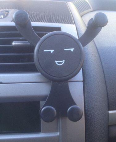 Suporte telemóvel para automóvel
