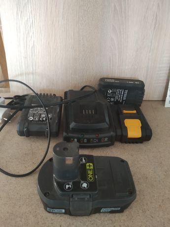 Зарядное устройство для Аккумуляторов и акб 18V ERBAUER TITAN WORX