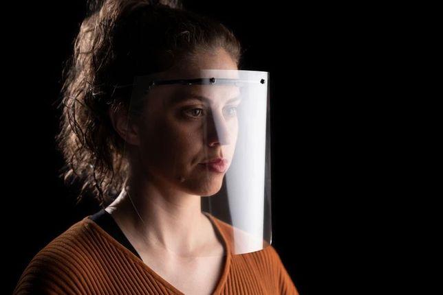 Экран для лица, щиток защитный для лица