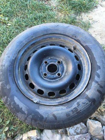 Комплект колёс с резиной R15 4x108