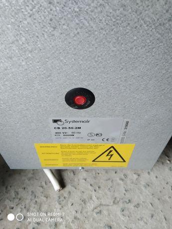 Воздухонагреватель электрический Systemair CB-20-50-2M