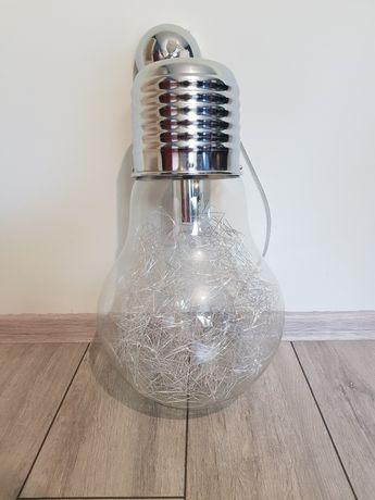 Lampa wisząca żarówka