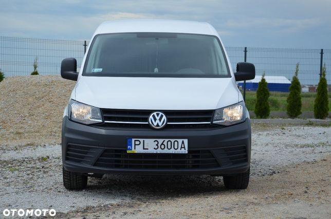 Volkswagen Caddy  lekko uszkodzony