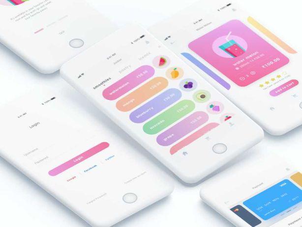 iOS + Android разработка приложений