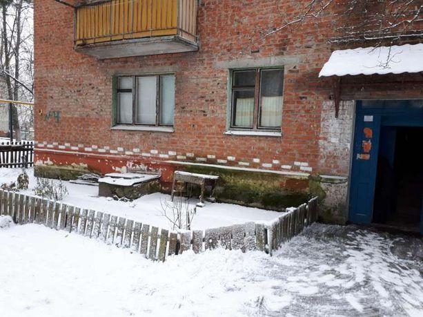 Квартира 2-х комнат Мироновка ПМК Сумская обл.Возможна рассрочка.