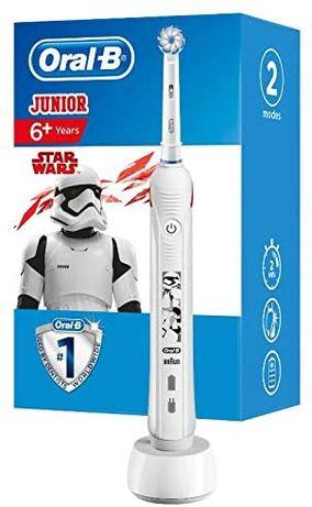 Szczoteczka elektryczna Oral-B Star Wars