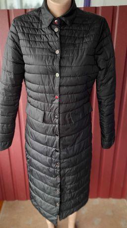 Пальто чорне нове