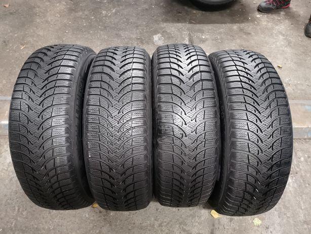 185/65R15 Komplet opon zimowych Michelin