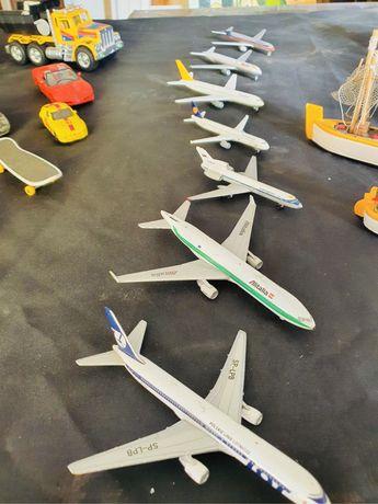 Avioes de coleção