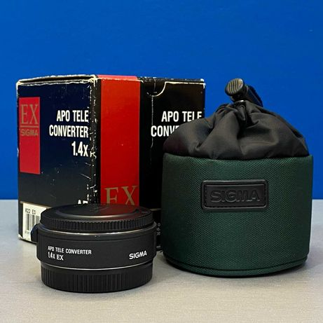 Sigma 1.4x EX APO Tele Converter (Canon)