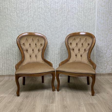 Кресла типа Бержер Крісла Італія Антикварная мебель Италия