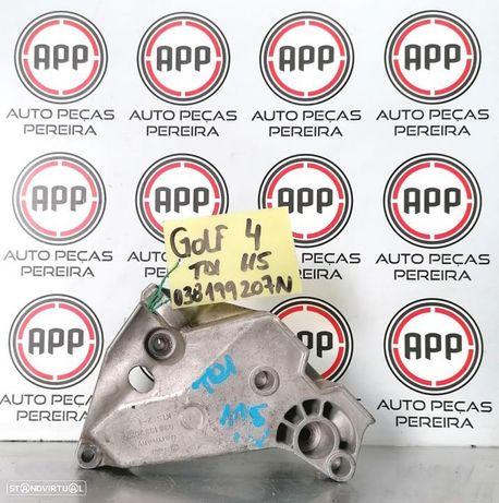 Apoio motor destribuição VW Golf 4, Audi A3 , Seat Leon 1.9 TDI referência 038 199 207 N.