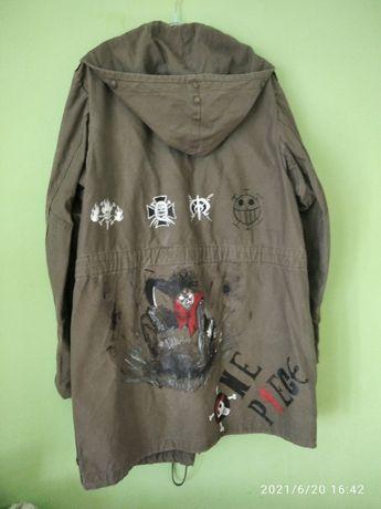 Кастум куртка ванпіс