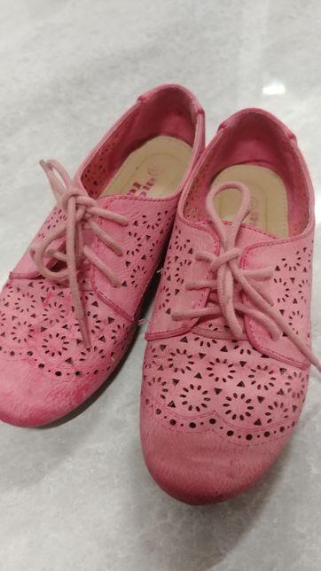 Różowe pantofelki