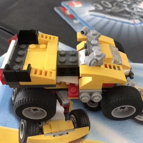 Lego quad creator 3 w1