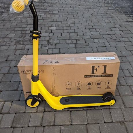 Детские электросамокаты F1