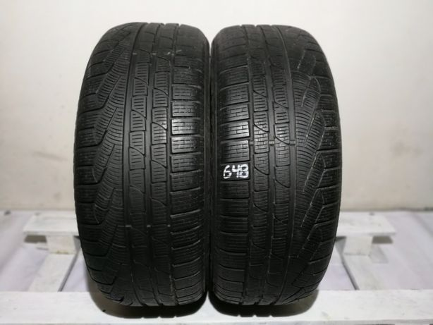 Opony zimowe Pirelli Sottozero 225/45r18 Run flat 225/45/18 N648