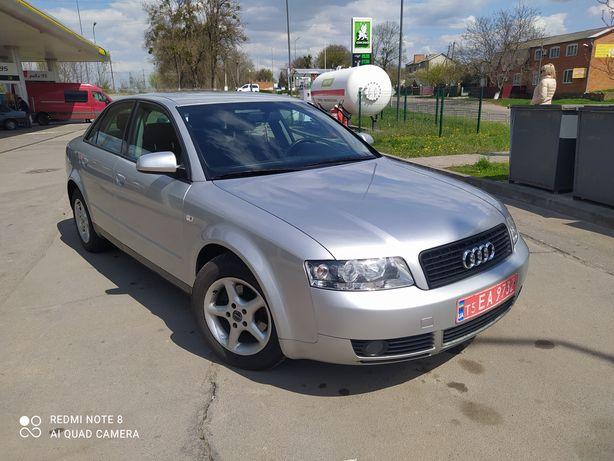 Audi A4 B6 Germany