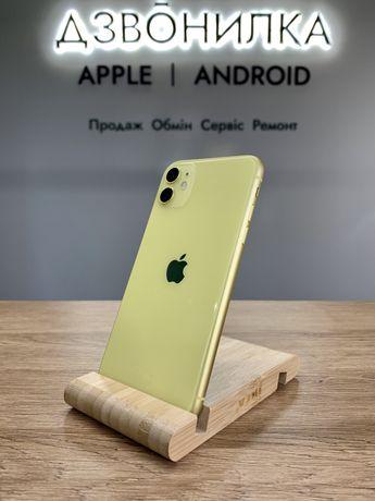 iPhone 11 64Gb Yellow 10/10, магазин   гарантія