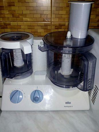 Продам кухонний комбайн Braun