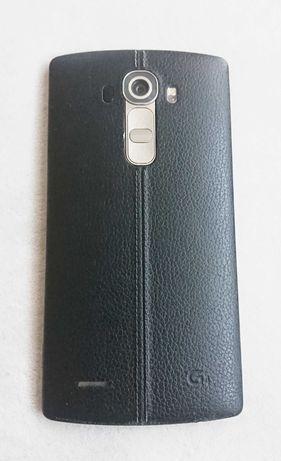Smartfon LG G4 H815 3/32GB 16MPX (CZARNY -SKÓRA) + ETUI