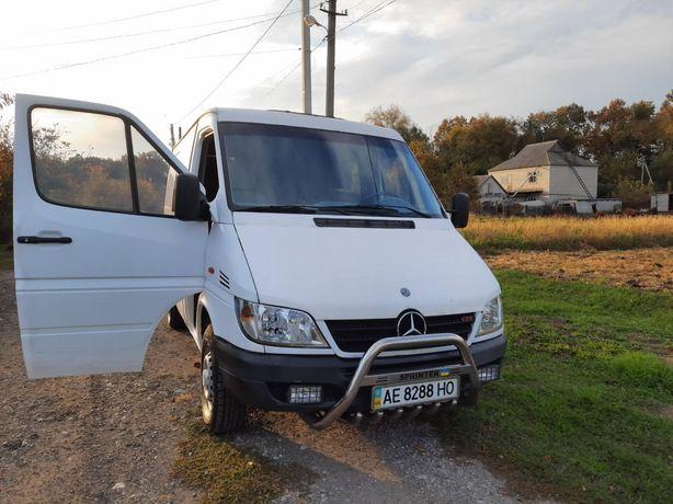 Mercedes Sprinter 208CDI