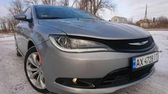 Chrysler 200S FULL 2015 AWD
