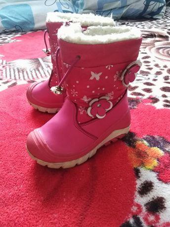 Зимні дитячі чобітки
