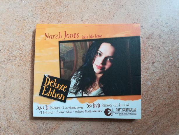 Norah Jones - Feels Like Home (CD+DVD Deluxe Edition)
