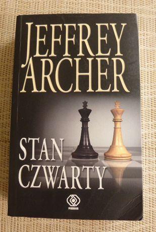 """Jeffrey Archer-""""Stan czwarty"""""""
