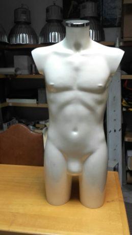 Busto de homem