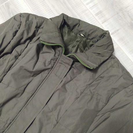 Тёплое пальто пуховик куртка