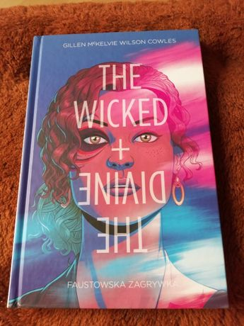 "Komiks ""The Wicked + The Divine t.1"" Kieron Gillen"