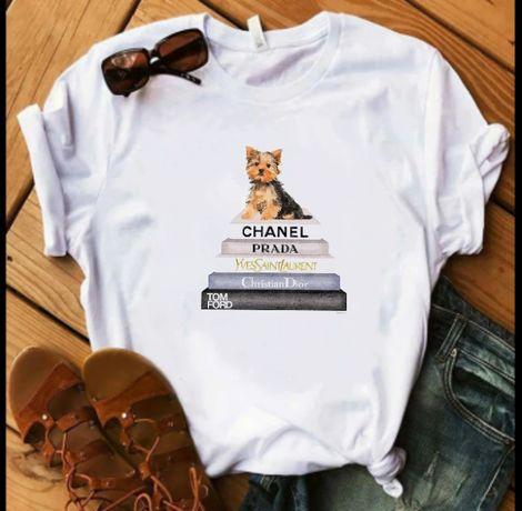 Koszulka bluzka t-shirt pies Yorkshire terrier York S-XXL