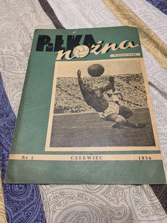 Pilka Nozna 1956 numer 2