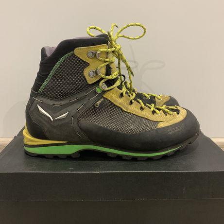 Трекинговые ботинки Saleva Gore tex 42 размер Merrell lowa scarpa