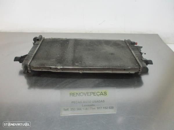 Radiador Da Água Opel Astra H (A04)