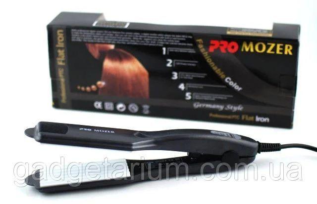 Плойка для волос гофре Mozer MZ7001 с терморегулятором 65W