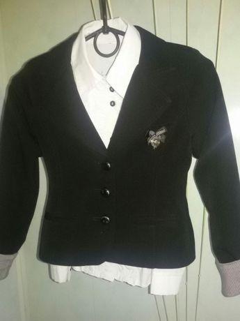 Школьный пиджак, форма для девочки