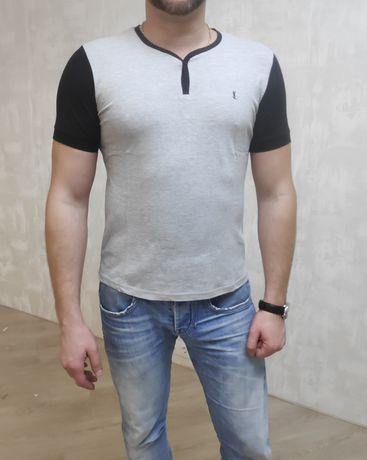 Распродажа! Новые! Мужская футболка, XL, L , M, S!