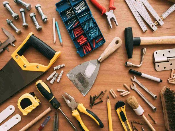 Bieżące naprawy domowe, elektryka, hydraulika, ślusarstwo