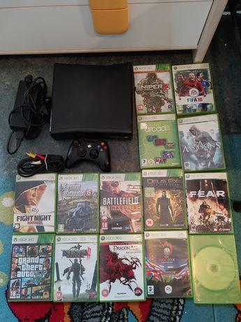Sprzedam Xbox 360 +gry