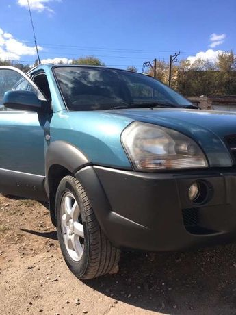 Hyundai Tucson (Хюндай Туксон) - разборка -оригинальные запчасти!