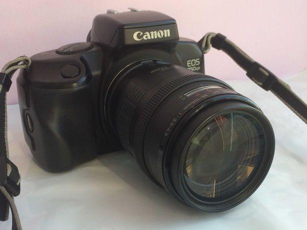 Canon EOS 750 QD пленочный фотоаппарат